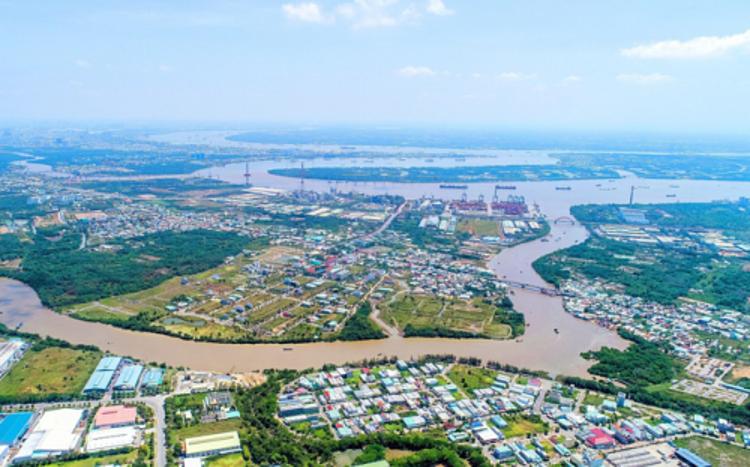 Hạ tầng khu Nam Sài Gòn ngày càng hoàn thiện.