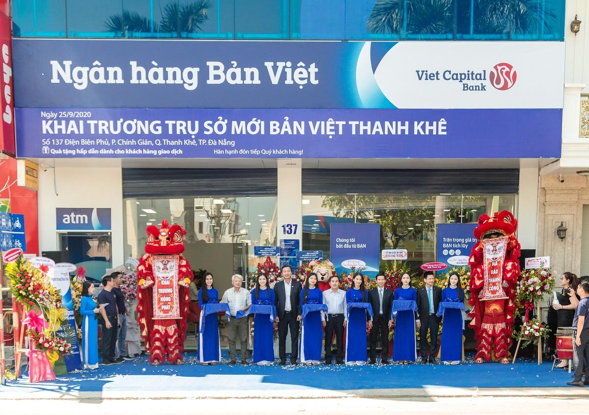 Thông tin chi tiết về phòng giao dịch Bản Việt Thanh Khê tại website. Hotline: 1900555596.