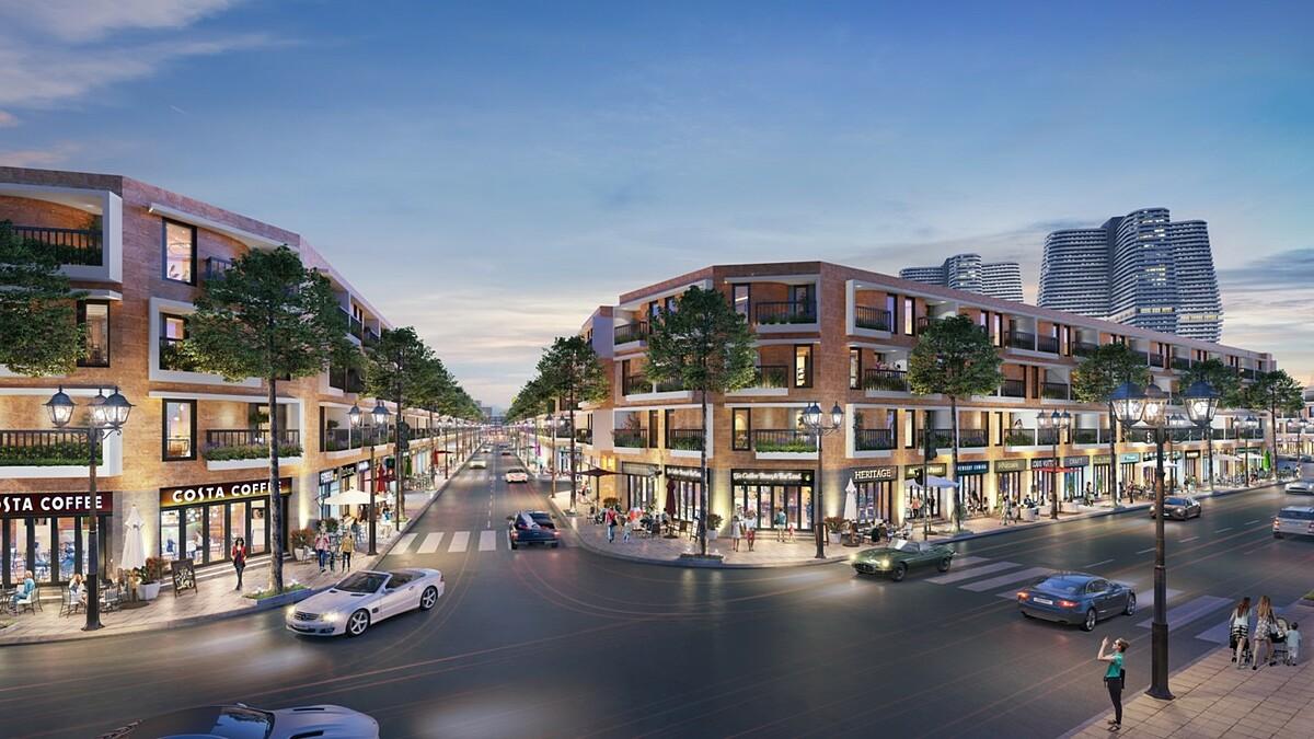 Dự án Kỳ Co Gateway tiếp tục ghi dấu ấn của Tập đoàn Danh Khôi tại thị trường Quy Nhơn. Ảnh phối cảnh: Danh Khôi.