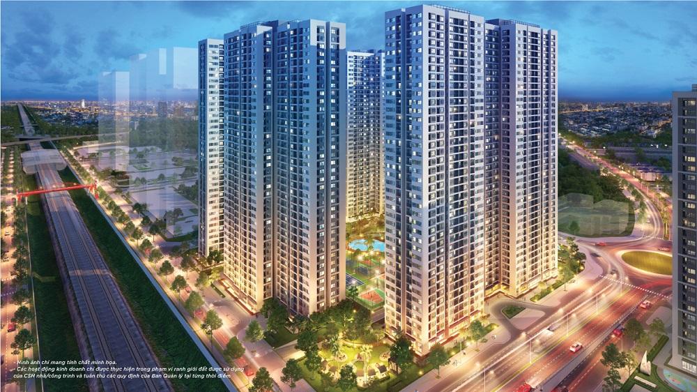 Video Clip: Vinhomes Smart City | Grand Sapphire
