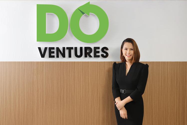Lê Hoàng Uyên Vy, là một trong hai nhà sáng lập quỹ đầu tư Do Ventures.