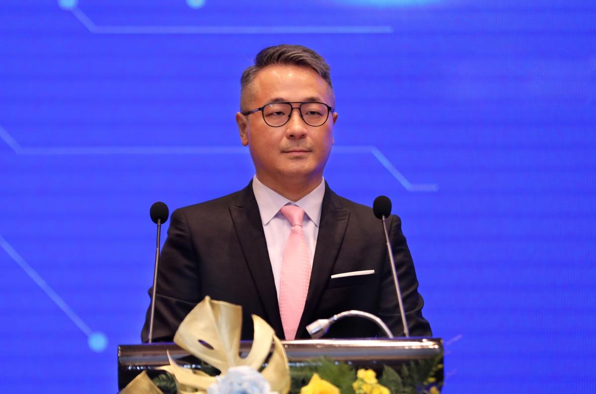 Ông Chen Yi-Chung. Ảnh: SCB.