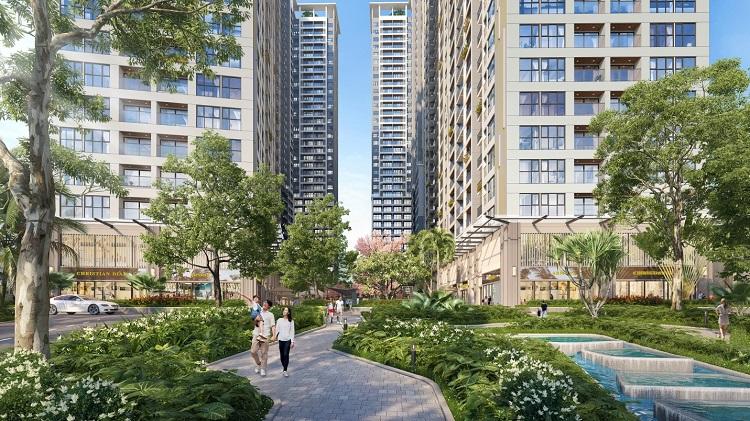 Anderson Park áp dụng phương thức thanh toán giãn tiến độ.