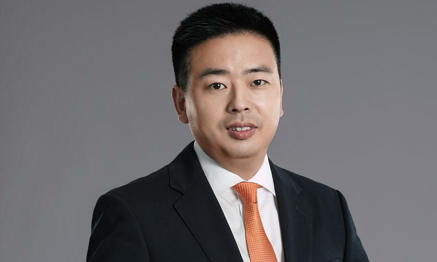 Nhà sáng lập Miniso Ye Guofu. Ảnh: Miniso