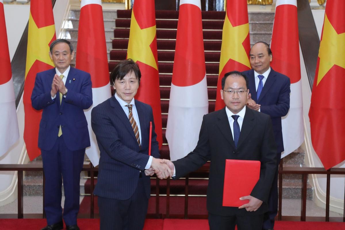 Việt Nam – Nhật Bản đẩy mạnh hợp tác đổi mới sáng tạo