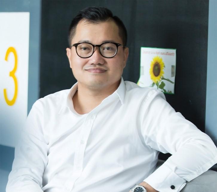 Ông Nguyễn Cao Trí - Tổng giám đốc Công ty NS BlueScope Lysaght. Ảnh: NS BlueScope.