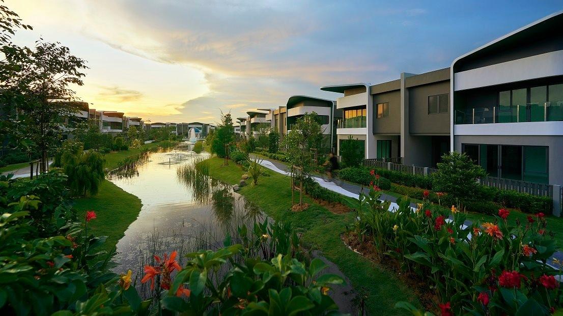 Dự án Setia Eco Grades tại Selangor, Malaysia do S P Setia triển khai. Ảnh: S P Setia.