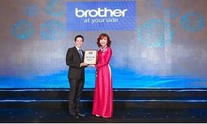 Brother International vào top 100 nơi làm việc tốt nhất Việt Nam