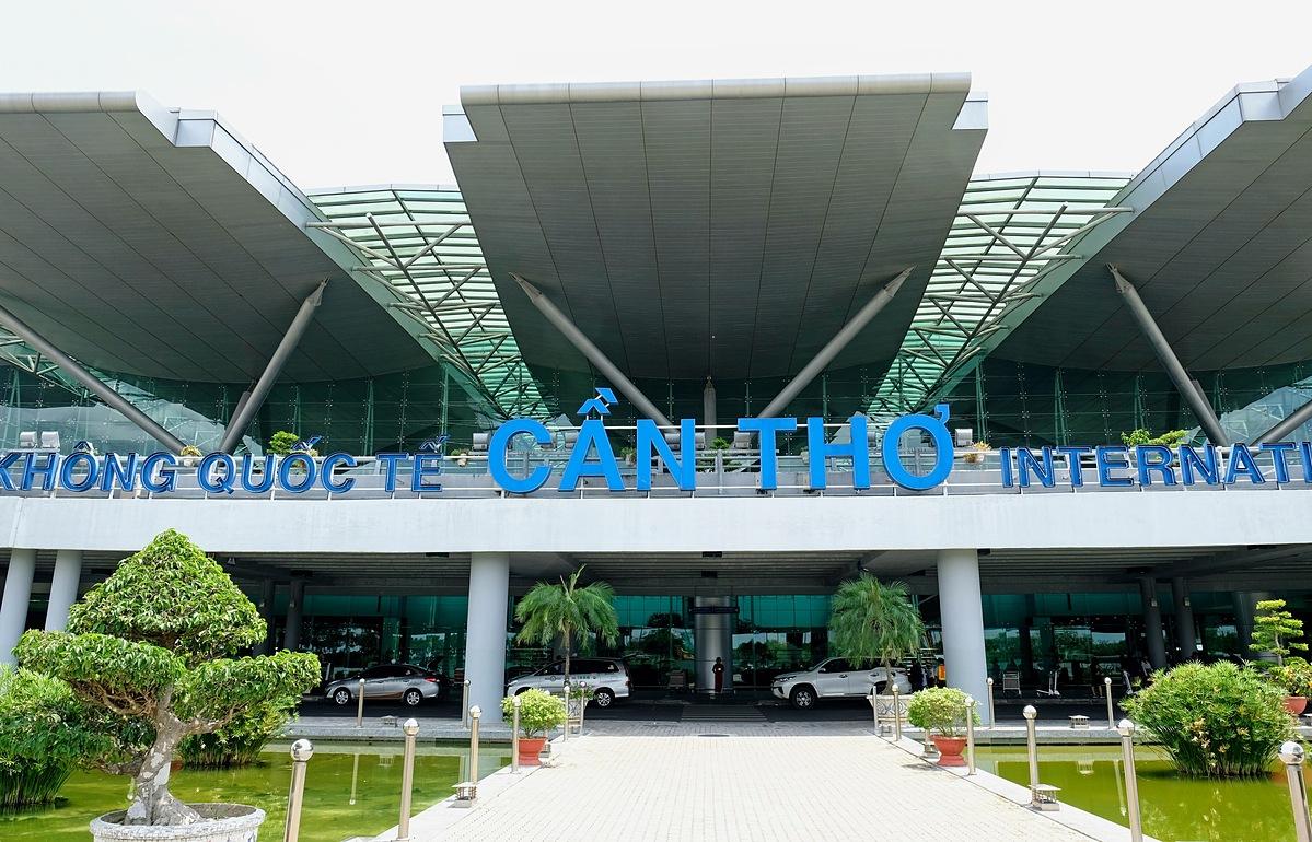 Sân bay Cần Thơ tạo thuận lợi cho phát triển du lịch, kinh tế tại địa phương và toàn vùng Đồng bằng sông Cửu Long. Ảnh: KITA Group.