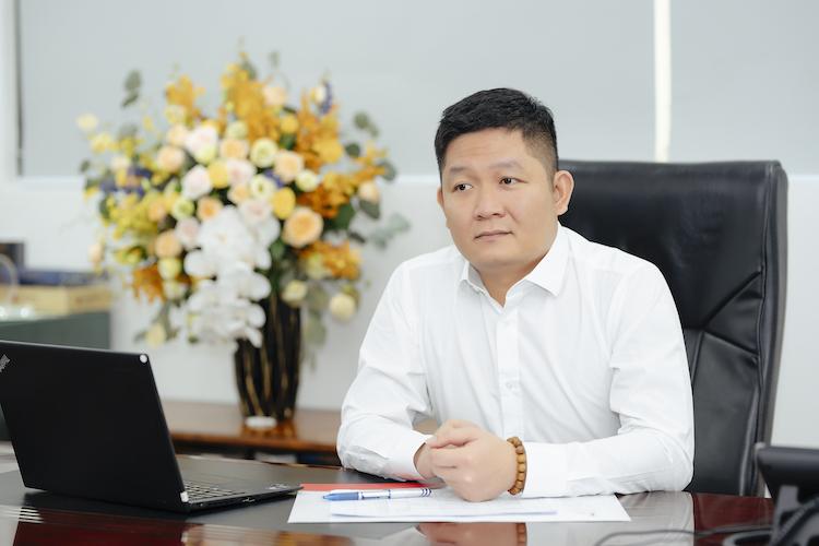 Ông Phạm Thanh Tùng, Chủ tịch HĐQT Tập đoàn Trí Việt.