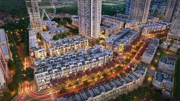 7 điểm nhấn của khu đô thị The Manor Central Park - VnExpress Kinh doanh
