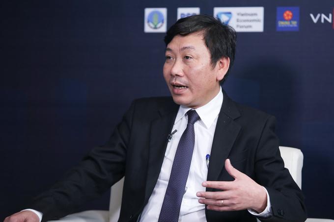 Ông Nguyễn Đỗ Anh Tuấn, Vụ trưởng Vụ hợp tác quốc tế, Bộ Nông nghiệp và Phát triển nông thôn.