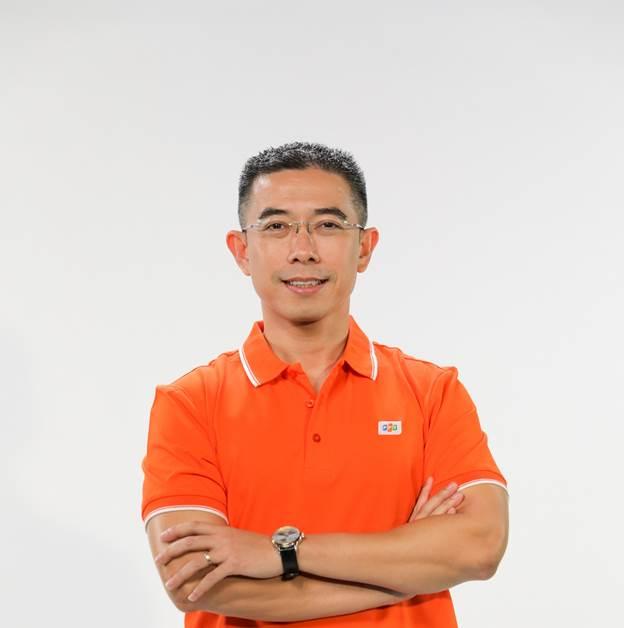 Ông Hoàng Việt Anh, Phó Tổng Giám đốc FPT Phụ trách chuyển đổi số.