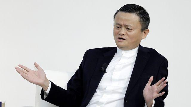 Nhà sáng lập Alibaba Jack Ma. Ảnh: Reuters