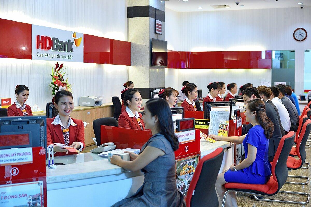 HDBank là một trong những ngân hàng đang có chỉ số an toàn vốn tốt nhất thị trường. Ảnh: HDBank.