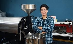 CEO 9x khát khao nâng tầm cà phê Việt