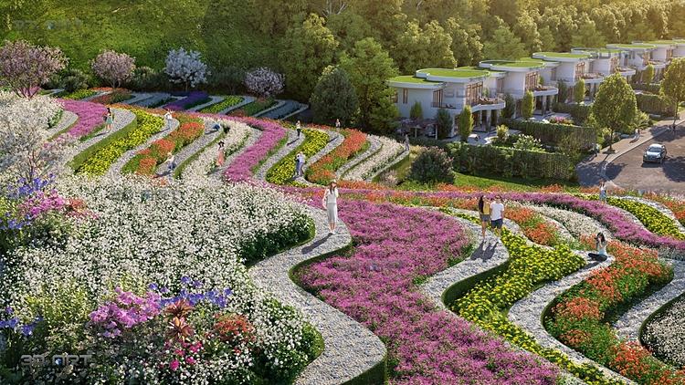 Chủ đầu tư dành nhiều tâm huyết kiến tạo Ivory Villas & Resort.