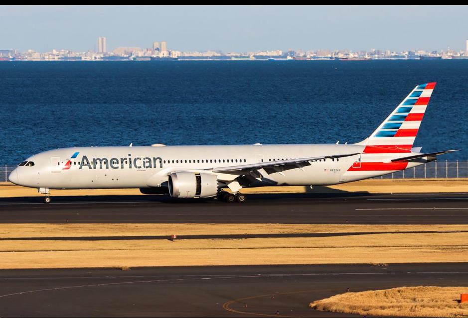 American rốt cục huỷ đơn đặt A350 để chốt lấy Boeing 787. Ảnh: Planespotters.