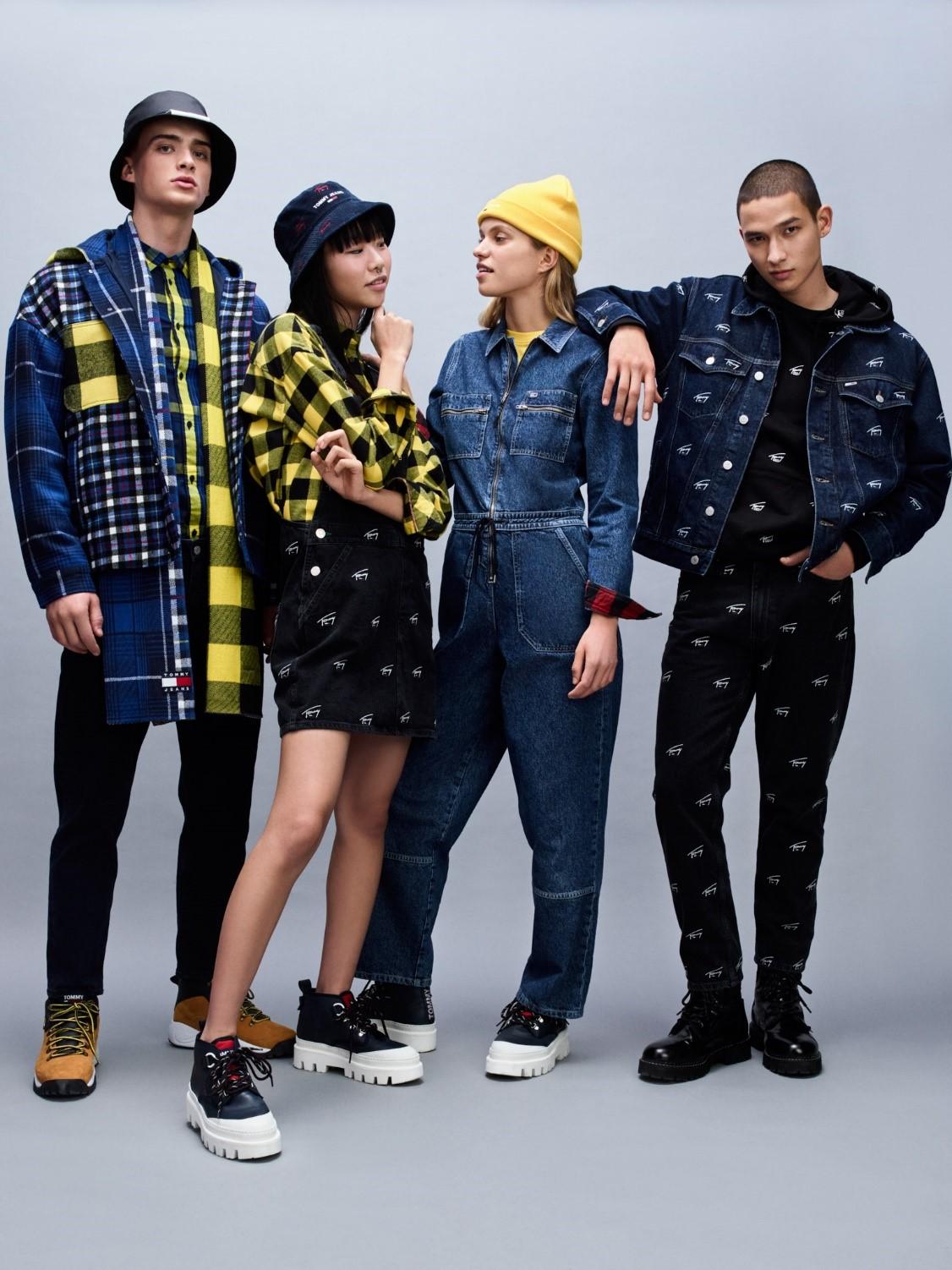 Tommy Hilfiger là thương hiệu thời trang nước Mỹ được phân phối chính hãng bởi ACFC. Ảnh: ACFC.