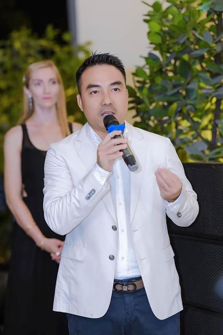 Ông Phạm Cao Đông, Giám đốc CDC Home Design Center.