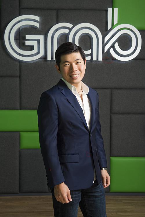 Đồng sáng lập kiêm CEO Grab, Anthony Tan. Ảnh: Grab Việt Nam.