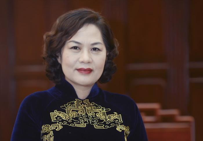 Phó Thống đốc Ngân hàng nhà nước Nguyễn Thị Hồng. Ảnh: NHNN.