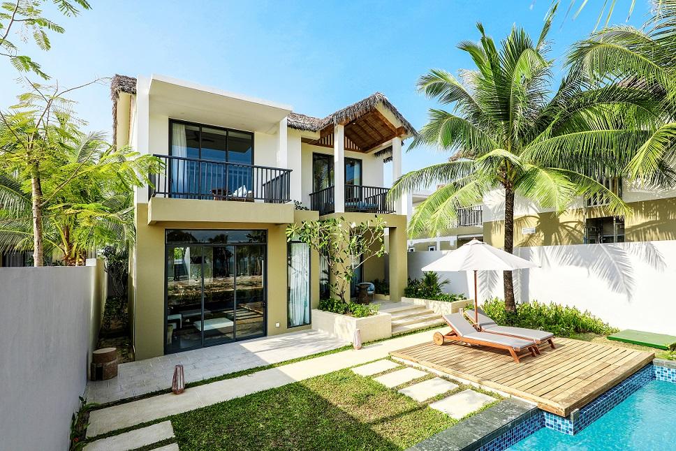 Bên trong khu nghỉ dưỡng New World Phu Quoc Resort.