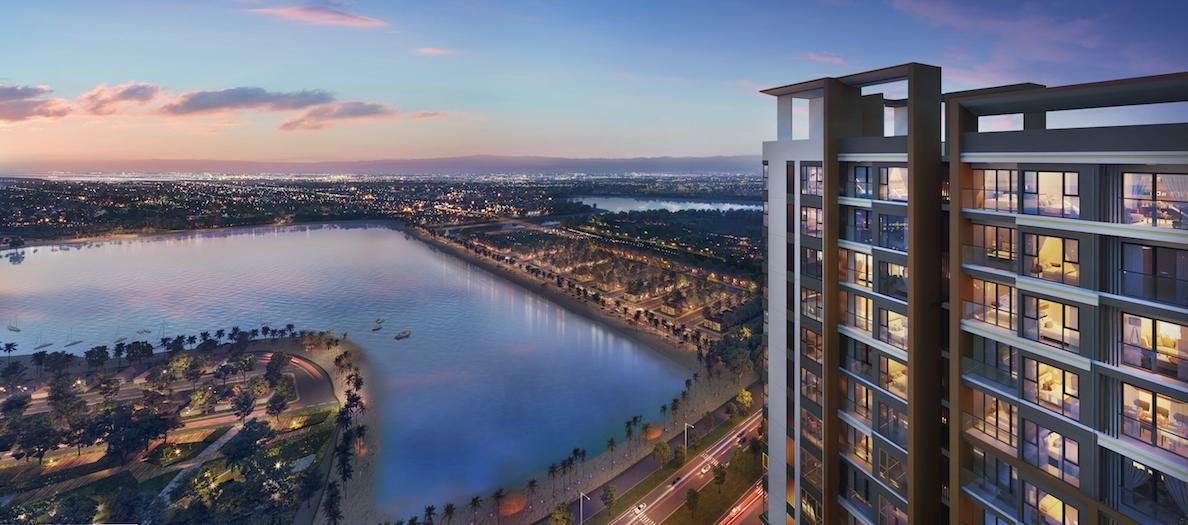 Masteri Waterfront là dự án đầu tiên của nhà phát triển Masterise Homes tại thị trường Hà Nội.