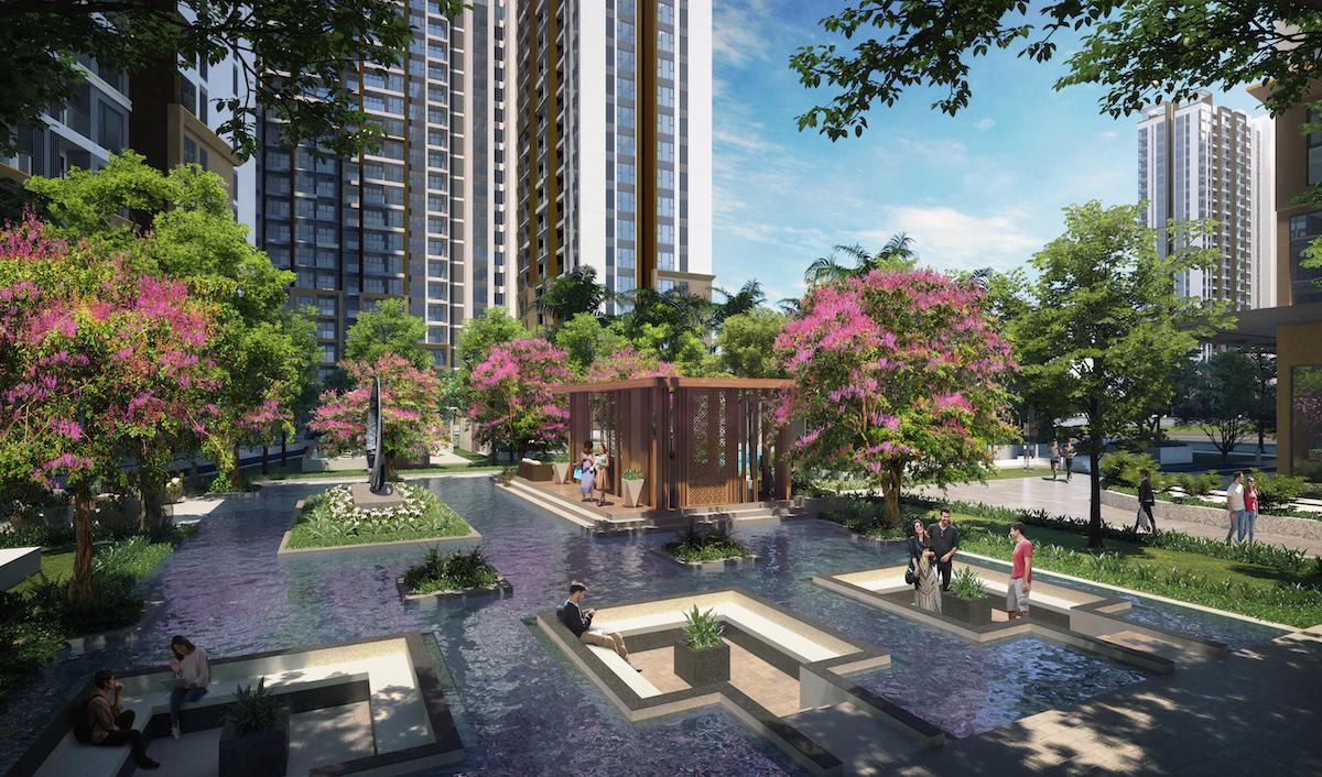 Masteri Waterfront nhận giải thưởng Dự án căn hộ cao cấp xuất sắc nhất Hà Nội và Thiết kế nội thất căn hộ cao cấp xuất sắc nhất tại lễ trao giải PropertyGuru Vietnam Property Awards 2020.