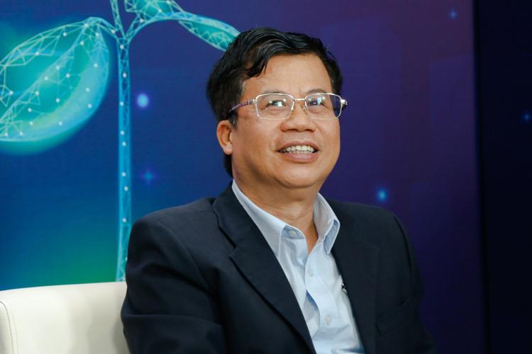 Ông Tống Xuân Chinh - Phó cục trưởng Cục chăn nuôi, Bộ Nông nghiệp và Phát triển Nông thôn.