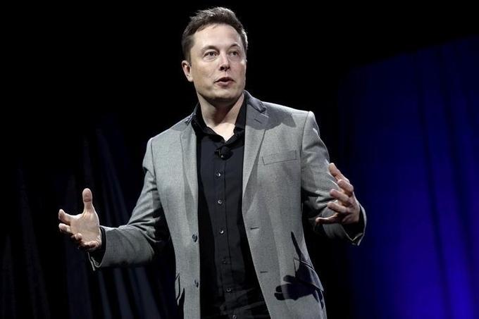 CEO Tesla Elon Musk hiện giàu thứ ba thế giới. Ảnh: Reuters