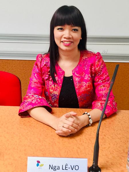 Bà Võ Lê Phương Nga, .