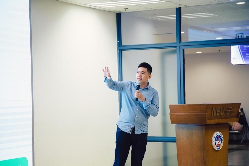 Ông Nghiêm Xuân Huy - Founder & CEO của Finhay.