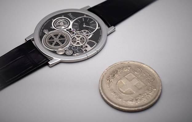 Đồng hồ Piaget siêu mỏng giành giải thưởng danh giá