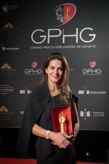 Đồng hồ Piaget siêu mỏng giành giải thưởng danh giá - 2