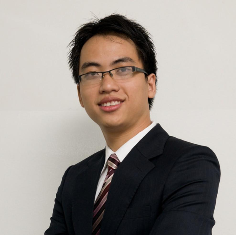 Ông Bùi Hải Nam - Nhà sáng lập của Datamart và Swift24. Ảnh: Startup Việt 2020.