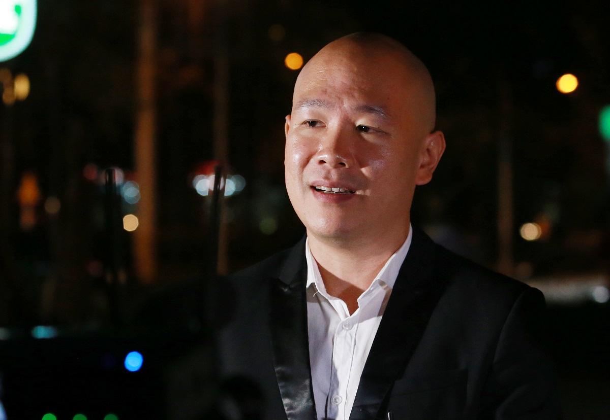 ông Võ Hoài Nam, đại diện nhãn hàng Unicity