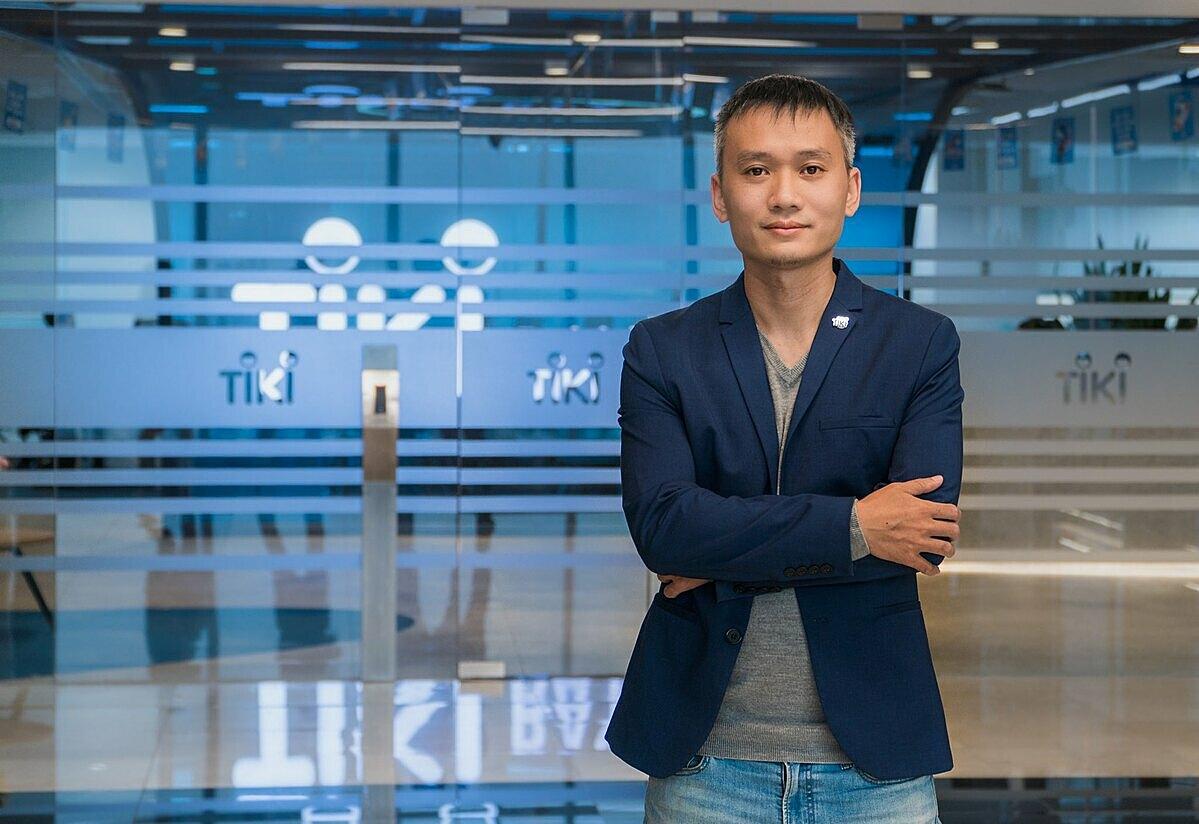 Ông Nguyễn Thành Long - Giám đốc Marketing của Tiki. Ảnh: Startup Việt 2020.