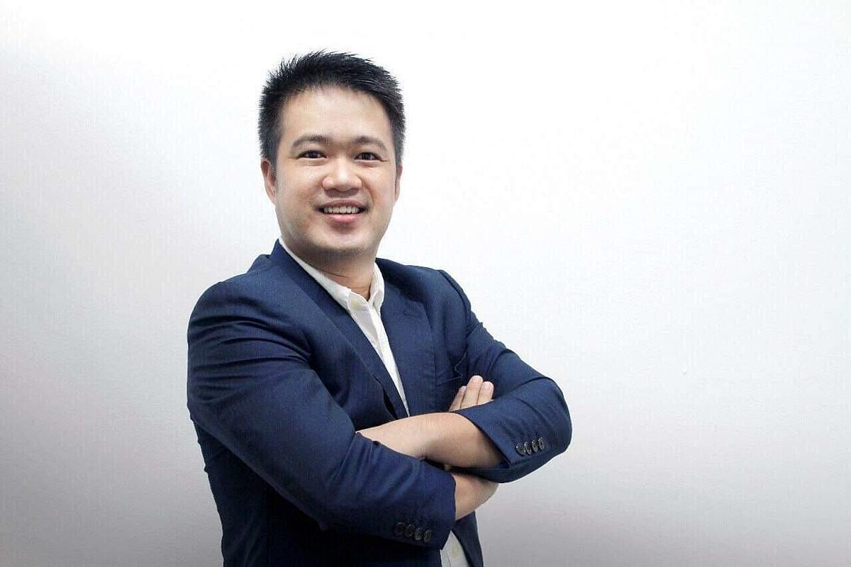 Anh Hồ Minh Đức - Nhà sáng lập kiêm CEO của Vbee. Ảnh: Vbee.