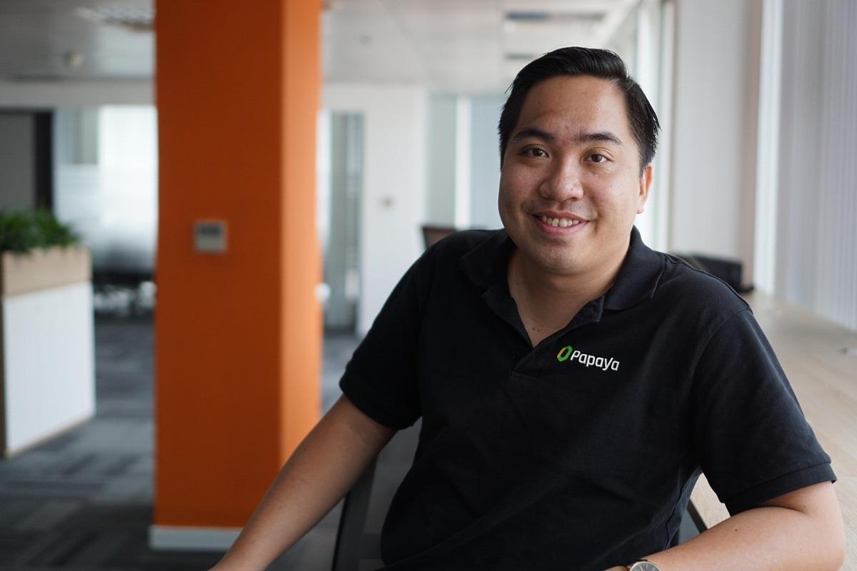 Anh Phan Đức Hùng - Sáng lập kiêm CEO của Papaya. Ảnh: Papaya.
