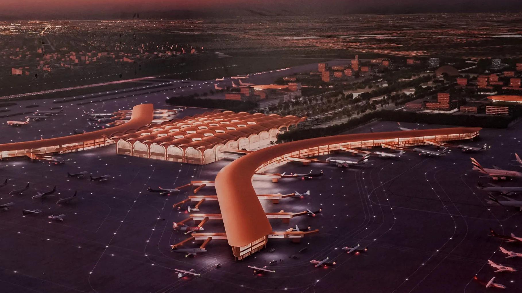 Trung Quốc xây sân bay quốc tế mới cho Campuchia