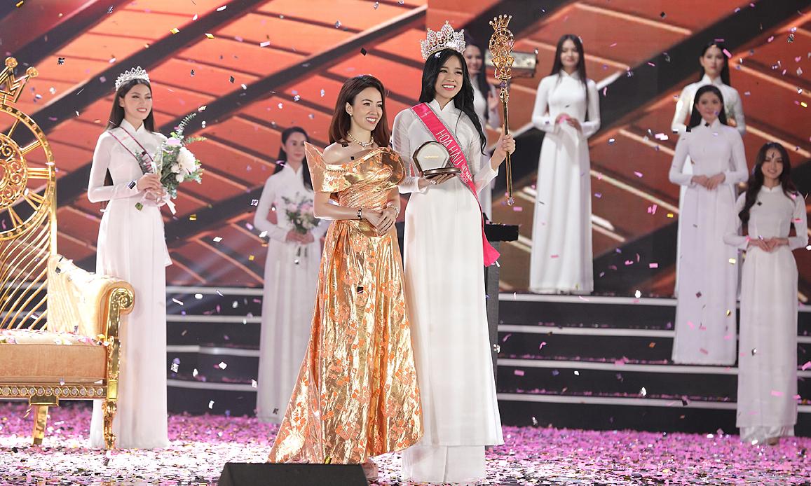 Long Beach Pearl đồng hành cùng tân hoa hậu Việt Nam 2020