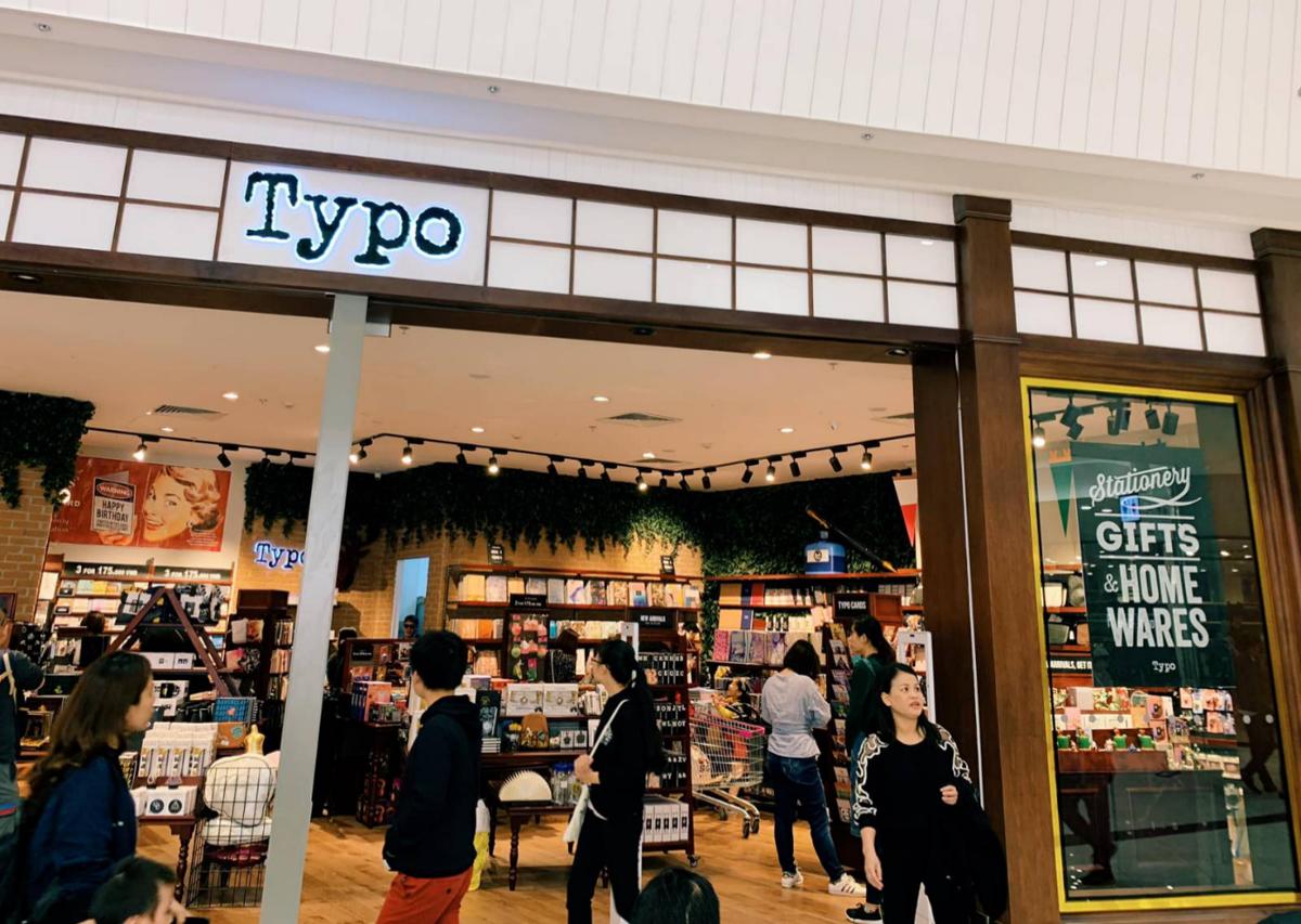 Đây cũng là cơ hội để các bạn trẻ có thể sở hữu những sản phẩm với thiết kế độc đáo của thương hiệu văn phòng phẩm và quà tặng được yêu thích từ Australia - Typo.