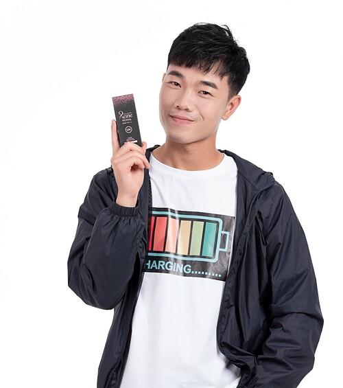 Tại Việt Nam, Uniquemi đồng hành cùng đại sứ thương hiệu là cầu thủ Lương Xuân Trường. Ảnh: Uniquemi.