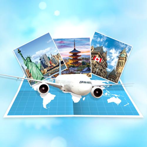 Người Việt đang ở nước ngoài có thể đăng ký trên các chuyến bay về Việt Nam.