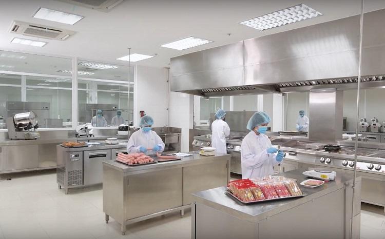 Nhà máy chế biến thực phẩm C.P. Củ Chi.