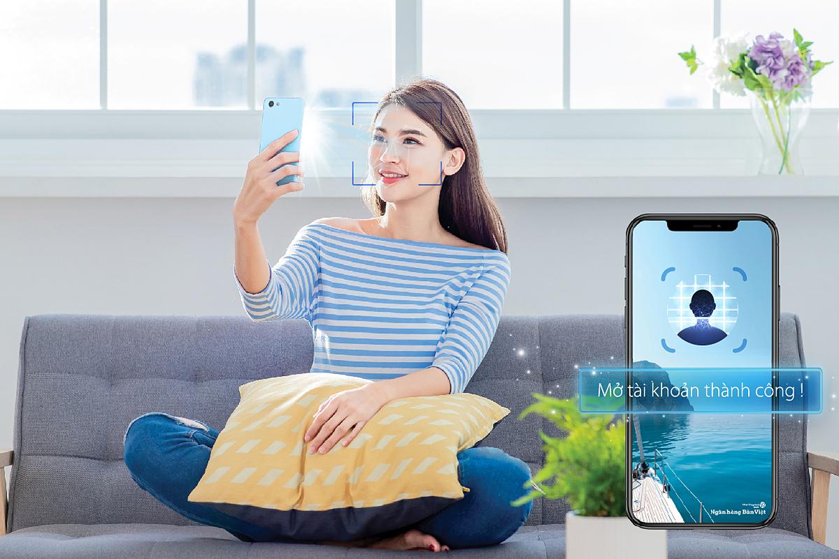 Ngân hàng Bản Việt được nhận định có nhiều sáng tạo trong sản phẩm dịch vụ nhằm mang đến trải nghiệm tối ưu cho khách hàng.