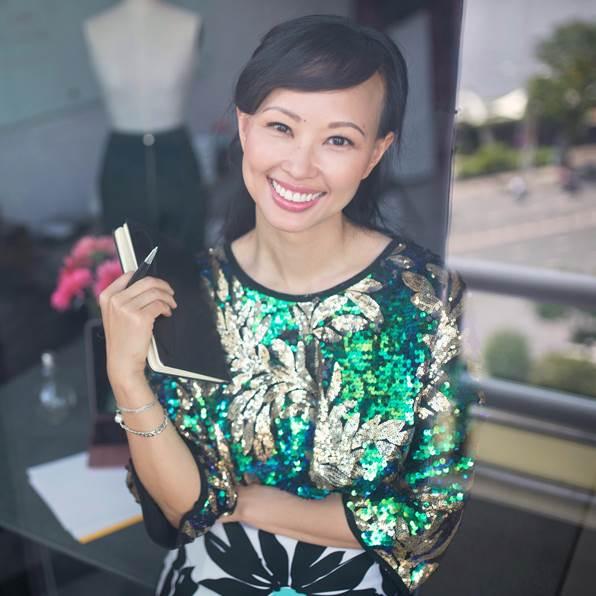 Nữ doanh nhân Thái Vân Linh coi MBA là cánh cửa mới trong sự nghiệp.