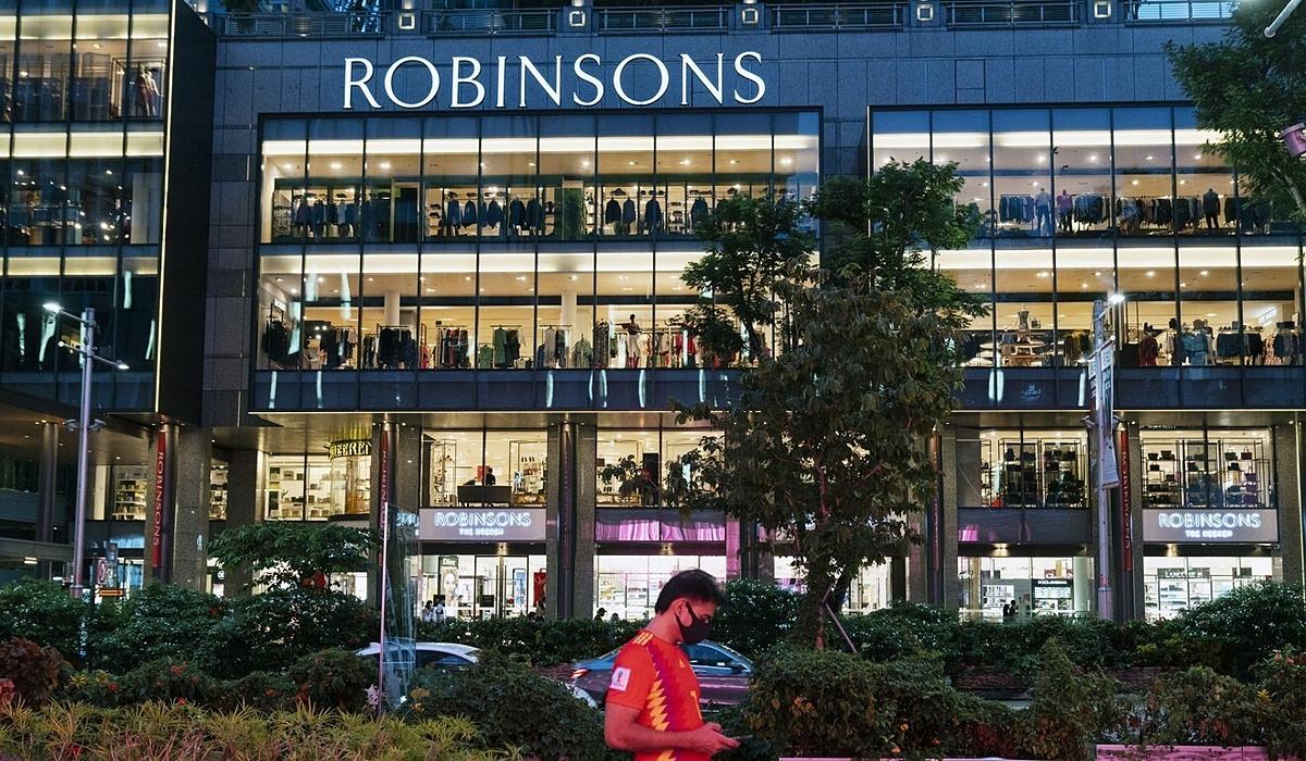 Robinsons đã đóng cửa hai trung tâm mua sắm cuối cùng vào tháng 10. Ảnh: Bloomberg.