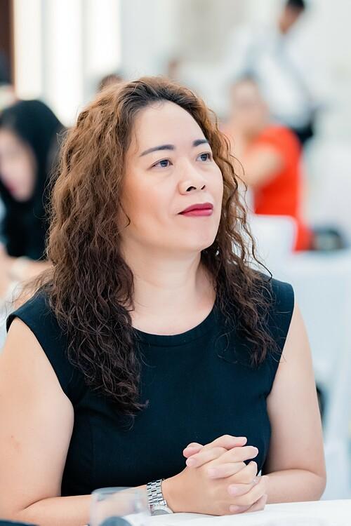 Chủ tịch Unilever Việt Nam, bà Nguyễn Thị Bích Vân tham dự lễ trao giải thưởng WEPs của UN Women tại Hà Nội. Ảnh: Unilever.